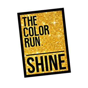 Złoty proszek Shine