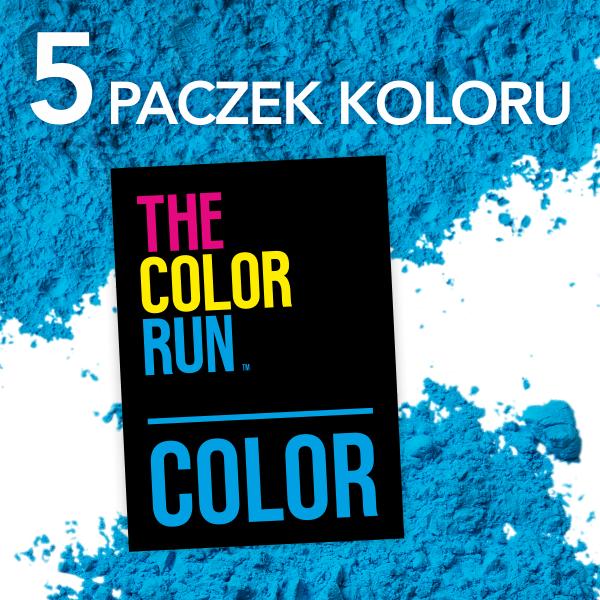 Pakiet 5 kolorów